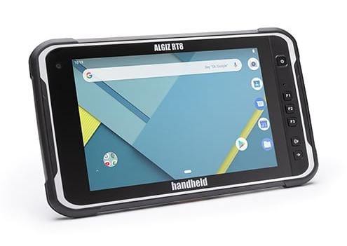 """Tableta Android de 8"""" con diseño muy robusto"""