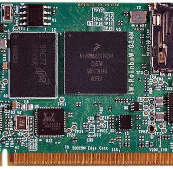 SoM basado en NXP i.MX 8M Nano SoC