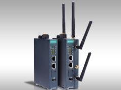 Gateways IIoT con conectividad 4G LTE/Wi-Fi