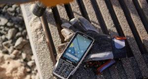 """Terminal Android de 4"""" para trabajadores móviles"""