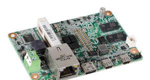Mini SBC industrial con SoC de última generación