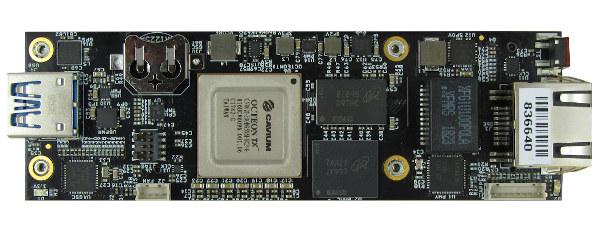 SBC Mini-PCIe con GbE y procesador ARM de sexta generación