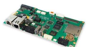 SBC para procesamiento de imagen industrial