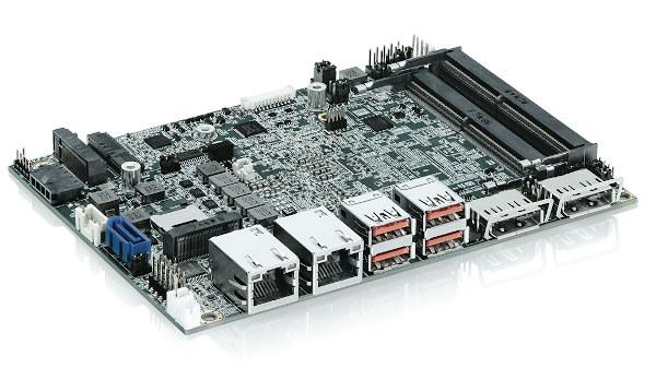 SBC procesadora para IoT