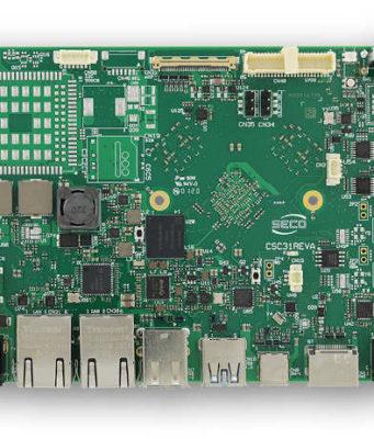 Tarjeta CPU basada en el procesador RK3399