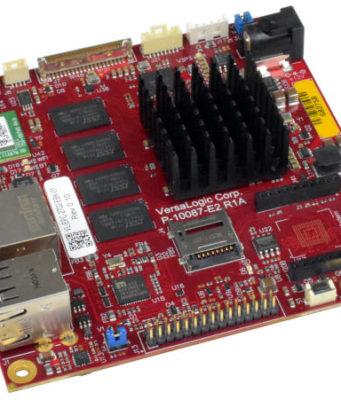 Tarjeta CPU con procesador ARM de dos o cuatro núcleos