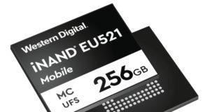 Memorias UFS para 5G