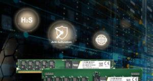 Memorias DDR4 anti-sulfuración para servidores