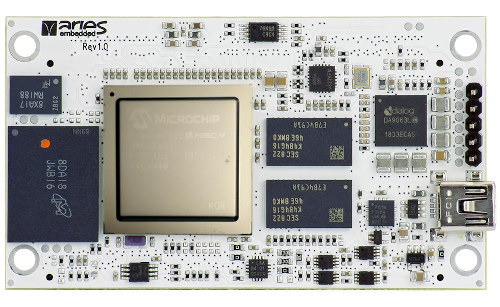 Módulo SoC RISC-V FPGA