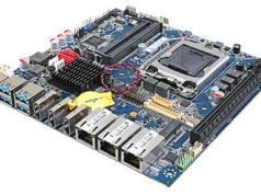 Ordenador industrial Mini ITX