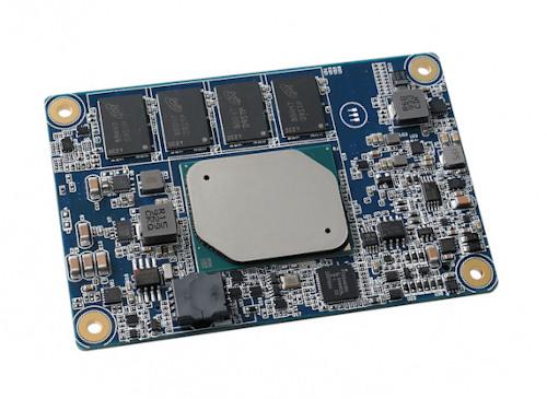 Módulo de computación COM Express