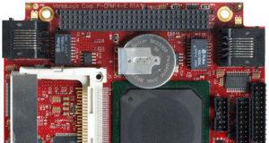 SBC con formato PC/104-Plus para aplicaciones embebidas