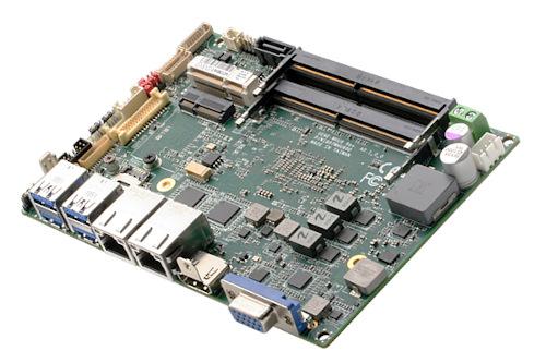 "Tarjeta CPU de 3.5"" para aplicaciones industriales e IA"
