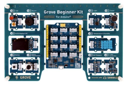Kit de desarrollo para la plataforma Arduino