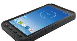 Tablet Android compacta y rugerizada
