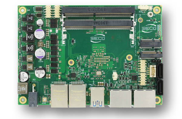 SBC industrial en placa y box PC