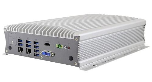 Box PC embebido embebido con rango de temperatura ampliado