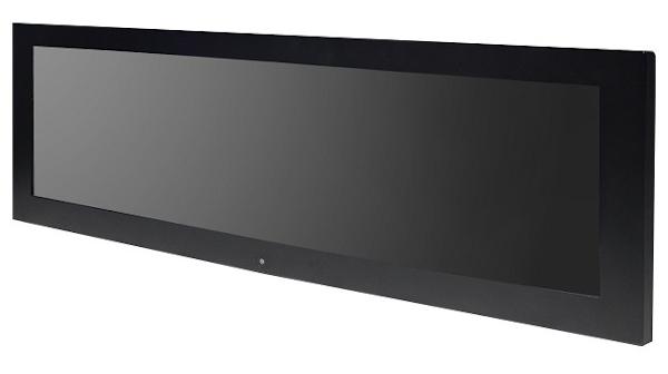 Panel PC apaisado horizontal