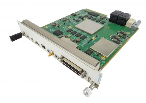 Tarjeta FPGA RFSoC Zynq UltraScale+ para LTE y 5G