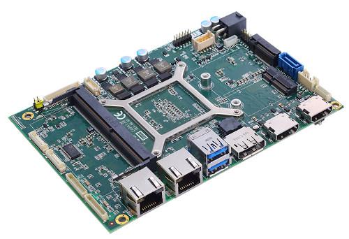 """Tarjeta CPU con capacidad Quad-View de 3.5"""""""