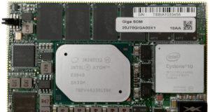Tarjeta FPGA/CPU de bajo consumo