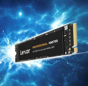 Tarjeta SSD NVMe PCIe Gen3x4