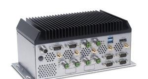 PC industrial basado en NVIDIA AGX Xavier