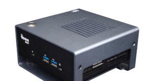 Mini PC basado en AMD Ryzen Embedded V1000
