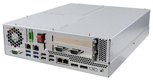 PC embebido con procesador Intel Core para entornos industriales