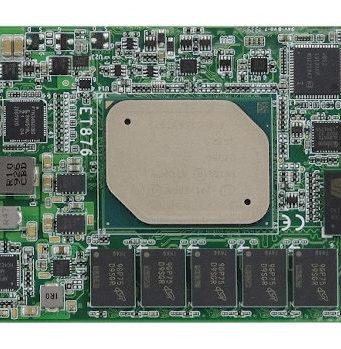 PC industrial en formato módulo COM Express