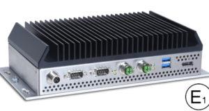 Ordenadores embebidos IA con la aprobación ECE-R10 (E-mark)