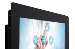 Touch computers para el sector sanitario