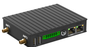 Gateway modular para IIoT industrial