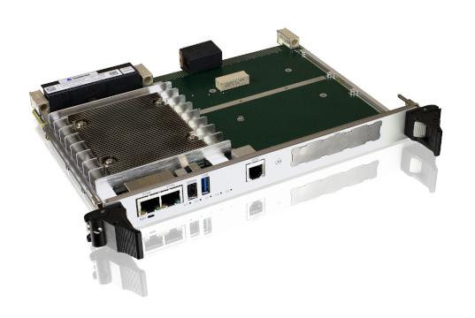 Nodo VPX 6U basado en ARM para aplicaciones HPEC