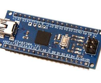 Mini placas de microcontrolador