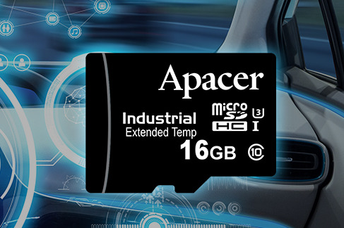 Apacer recibe la carta de conformidad IATF 16949: 2016