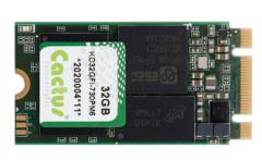 Módulo PCIe M.2 de grado industrial