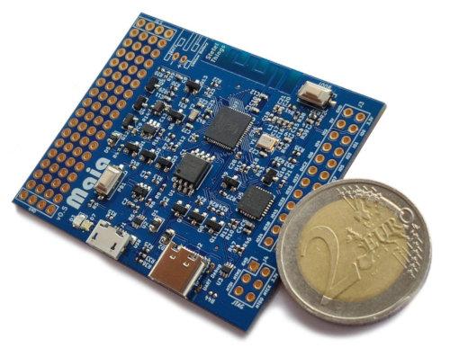 Tarjeta de desarrollo basada en ESP32-S2 para IoT