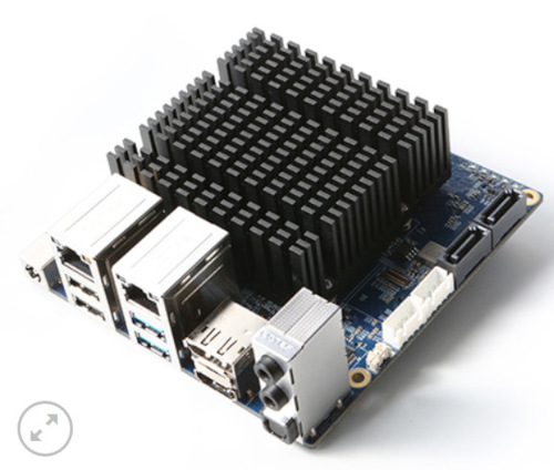 SBC con procesador Celeron J4115