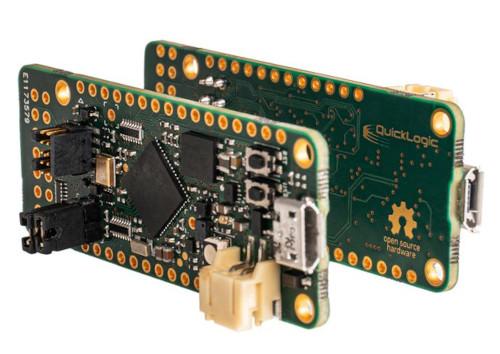 Módulo MCU con FPGA embebida