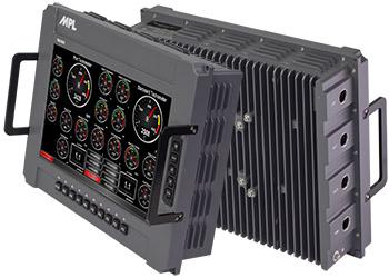 """Ordenador de 12.1"""" en formato panel y sin ventilación"""