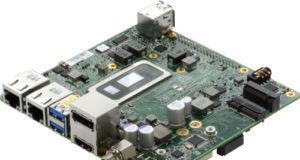 Placa CPU de desarrollo con procesadores Intel Core de octava generación