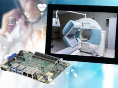 Tarjeta CPU para uso industrial con procesador integrado