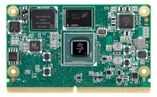 módulo i.MX 8M SMARC 2.0 de Advantech
