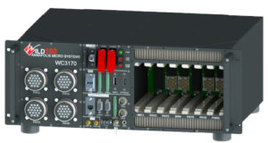 Chasis OpenVPX Ethernet 100 Gb COTS