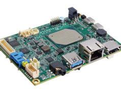 "Tarjeta Pico-ITX 4K de 2.5"" para IoT Industrial"