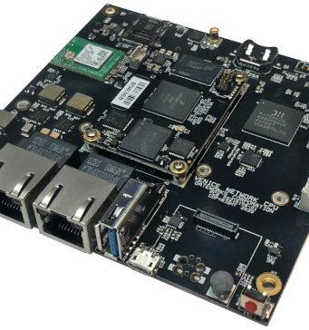 Mini SBC industriales i.MX8M de 64 bit