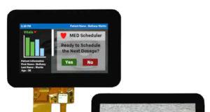 """Display TFT IPS EZ Grip de 4.3"""""""