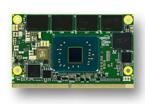 Ordenador en formato módulo SMARC Rel. 2.0