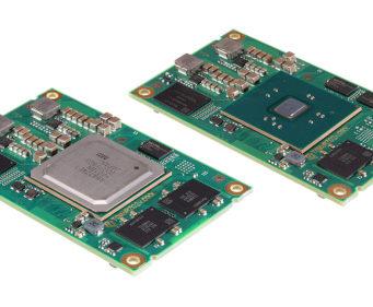 Módulo de computación embebida para uso industrial